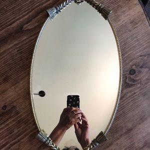 Vintage Style Built vanity tray